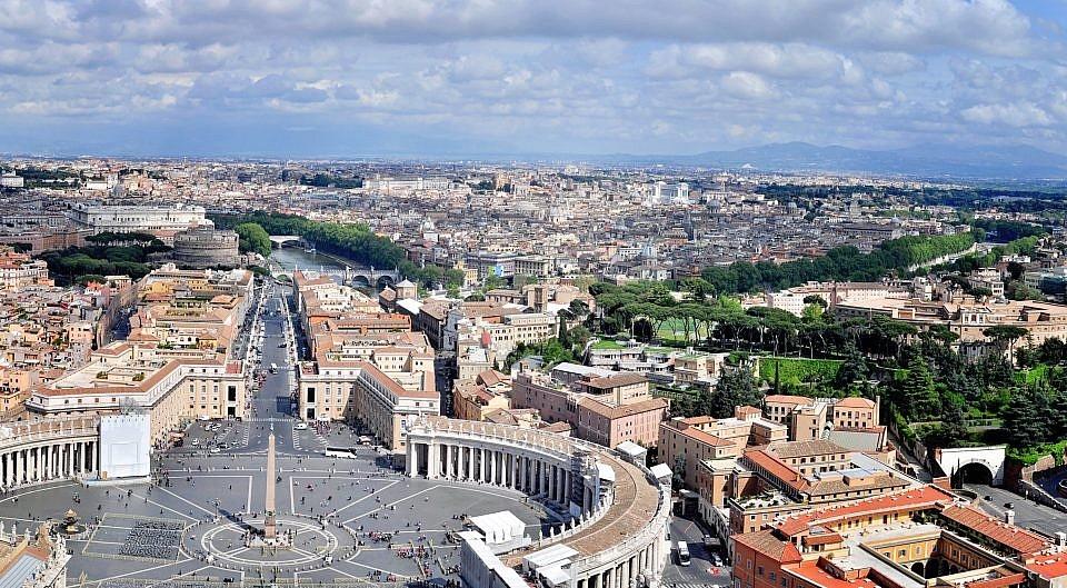 Séjour à Rome : listes d'idées touristiques