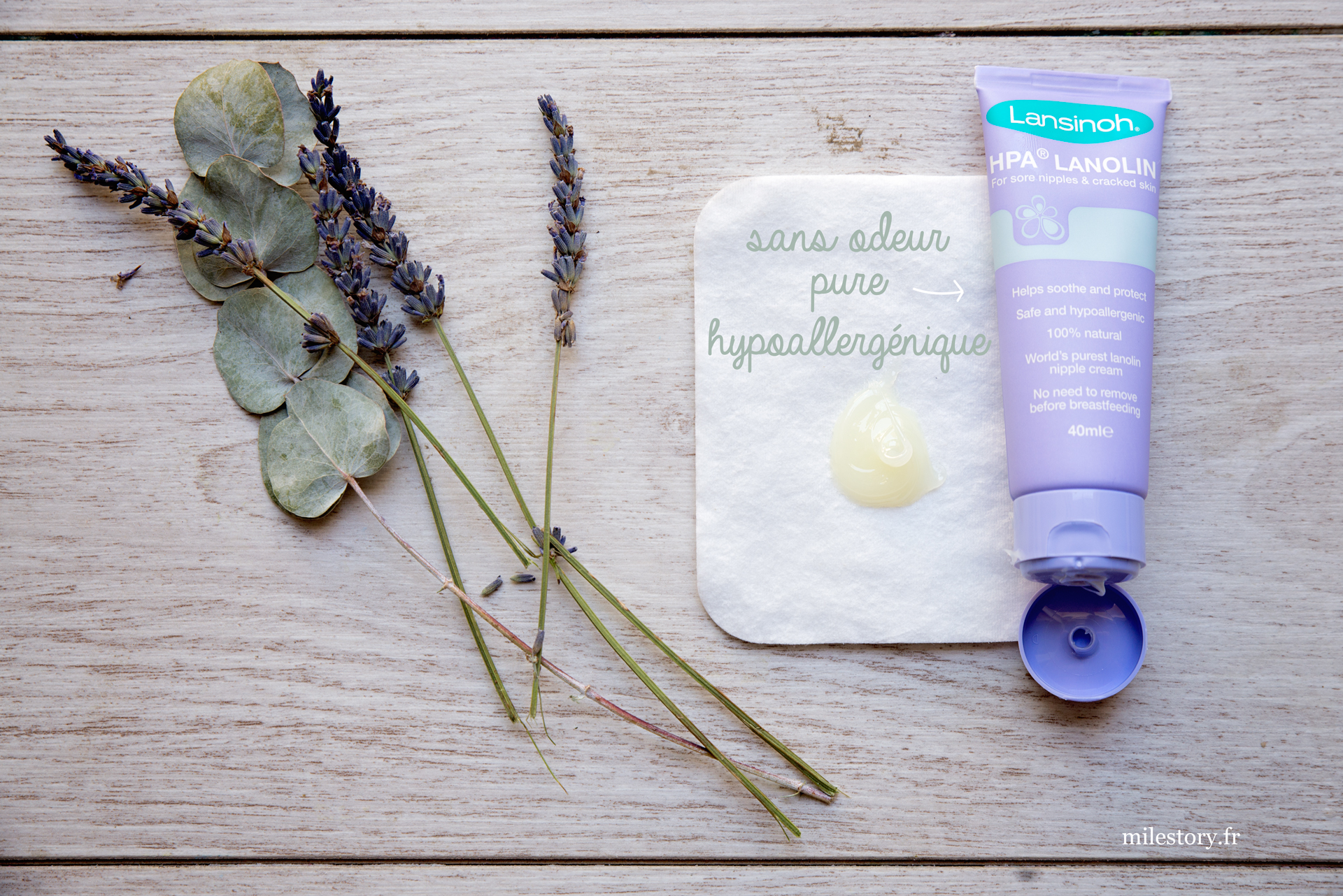 crème lanoline lansinoh
