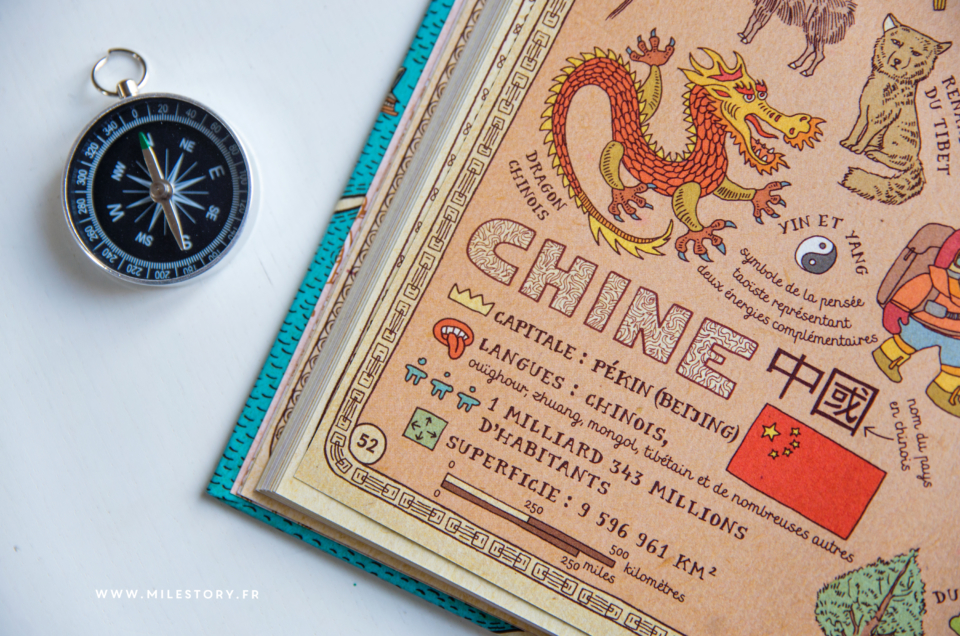 Activités Asie et Chine en maternelle & fichiers à télécharger