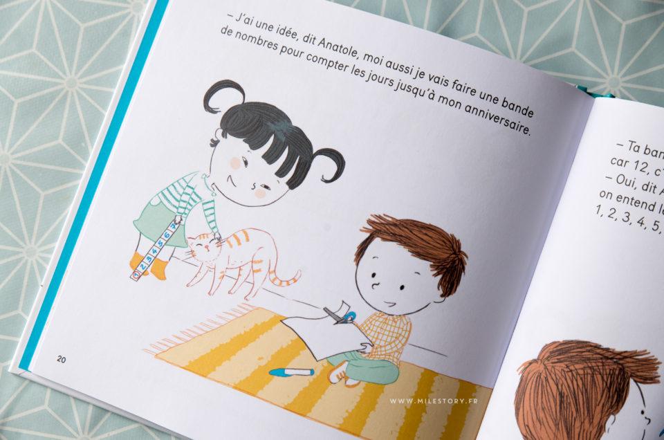 Livres de petites histoires mathématiques dès la maternelle
