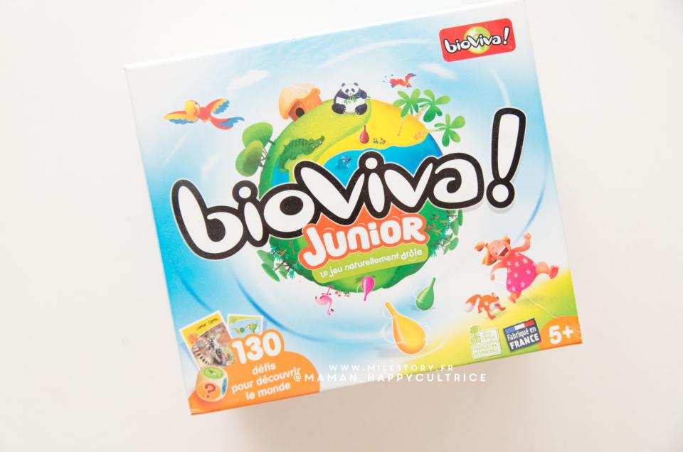 Bioviva Junior : un jeu pour découvrir les animaux