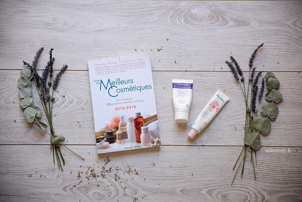 livre cosmétiques