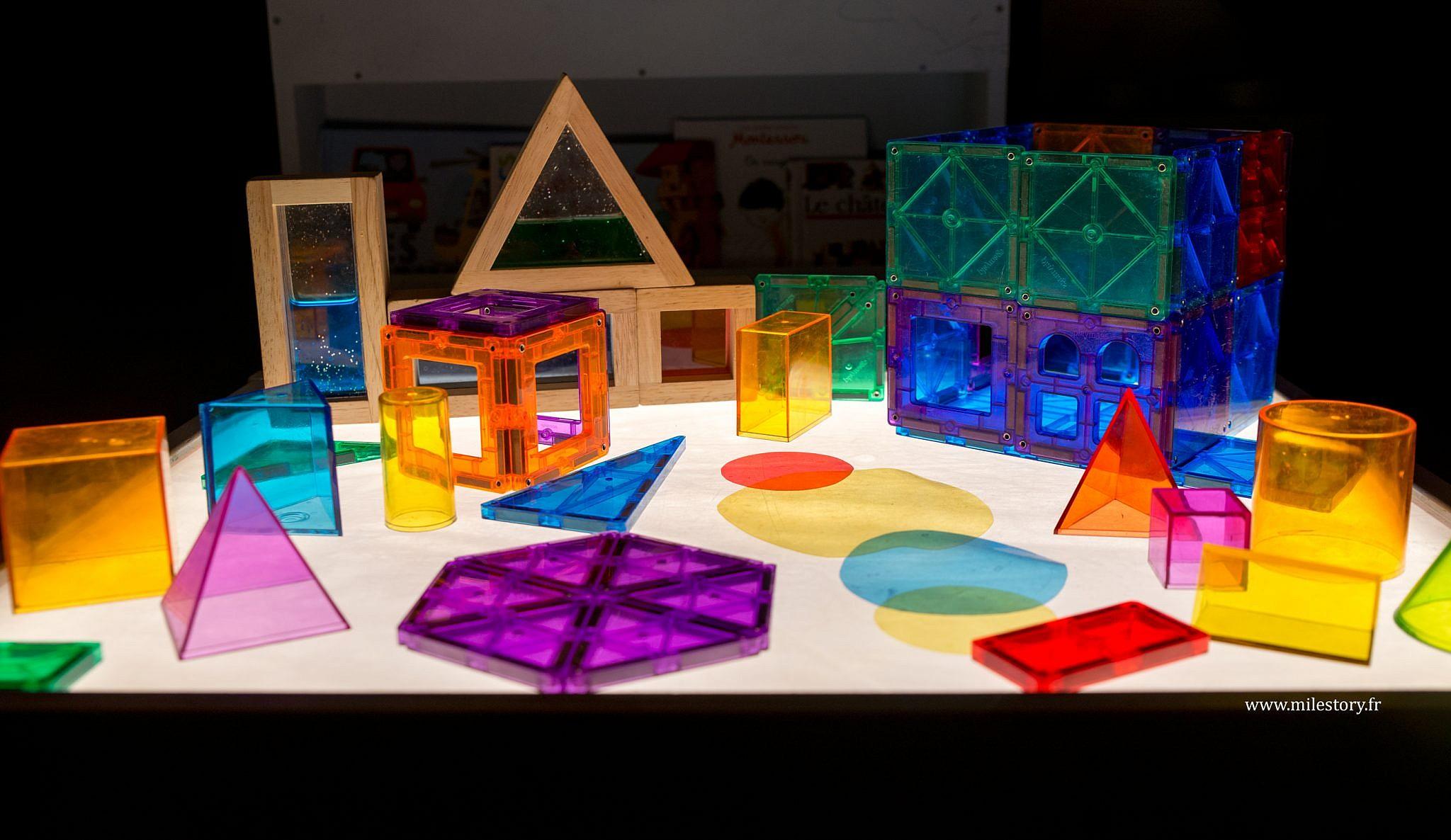 Diy Table Lumineuse Ikea Hack Milestory