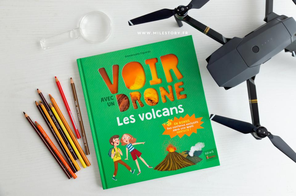 Voir avec un drone les volcans – Fleurus