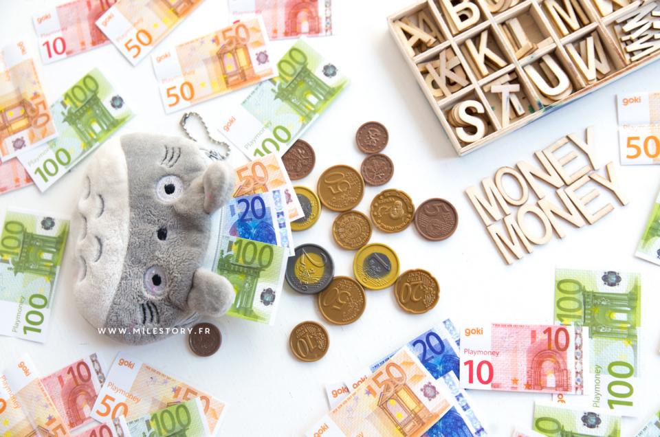 IEF  – Apprendre à compter la monnaie en maternelle