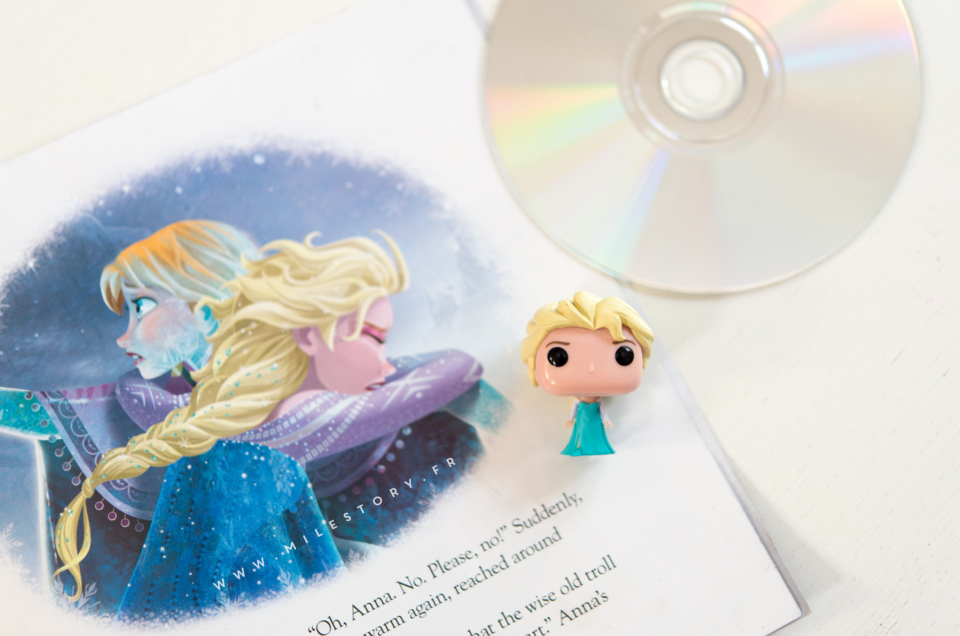 Livres audio pour apprendre l'anglais aux petits