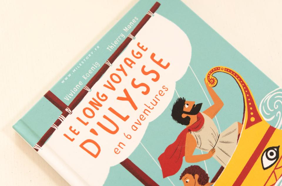 Lecture mythologique : les aventures d'Ulysse dès la maternelle