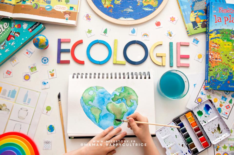 Activités écologie en maternelle + fiches d'activités à télécharger