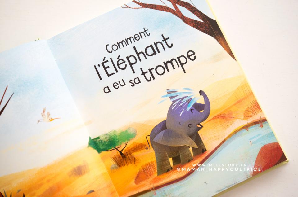 Des histoires comme ça pour les petits !