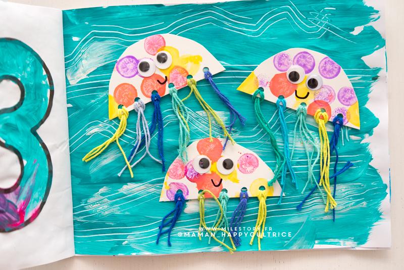 Activités thème poisson et mer en maternelle - Milestory