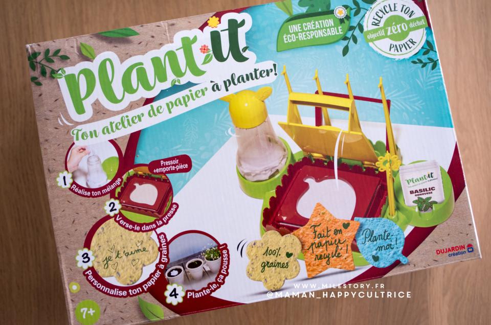Idée cadeau : Plan it pour créer des cartes à planter