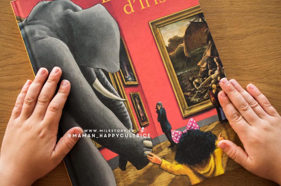 Coup de coeur : livre enfant original sur les tableaux célèbres